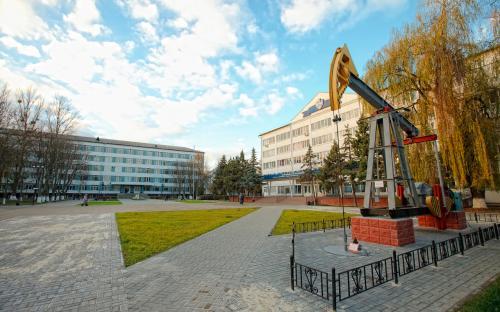 Університет нафти й газу – у десятці найкращих технічних ЗВО України