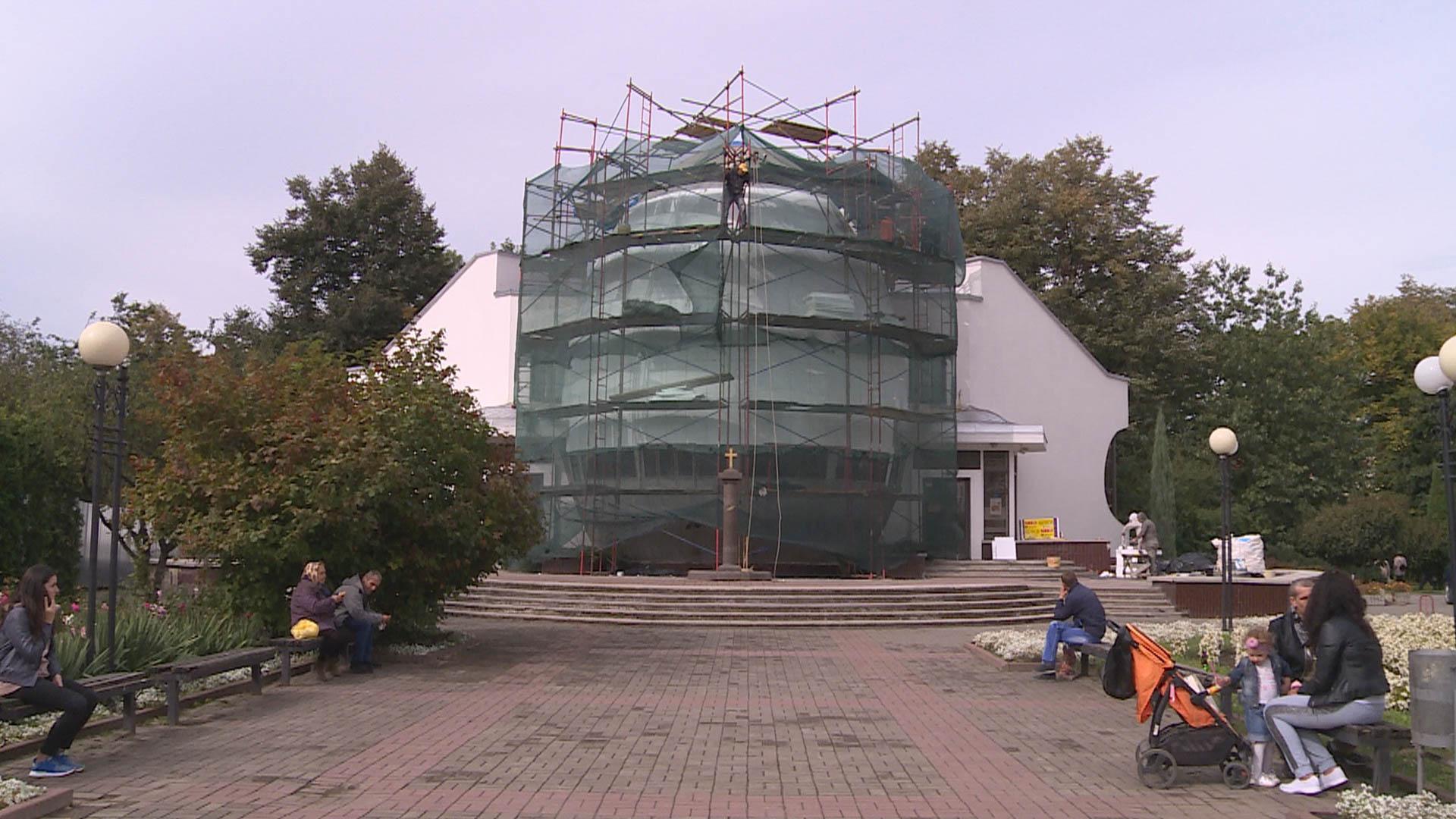 В кінці жовтня прикарпатці зможуть побачити відреставрований музей Писанки (ВІДЕО)
