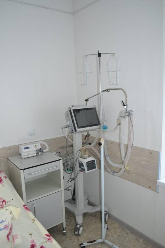 У Верховинській лікарні відкрили відремонтоване відділення анестезіології та інтенсивної терапії (ФОТО)