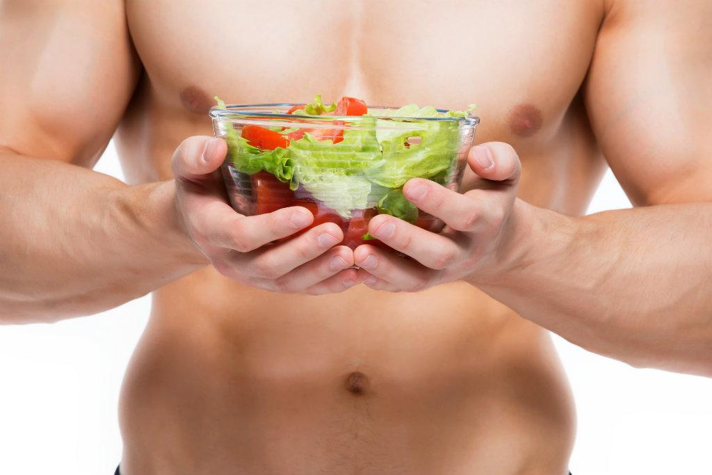 Поради чемпіона: про вегетаріанство та спорт від Володимира Пиндуса
