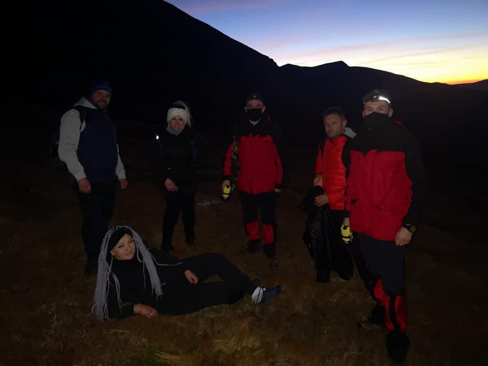 У горах Прикарпаття заблукали туристи з вадами слуху та мовлення (ФОТО)