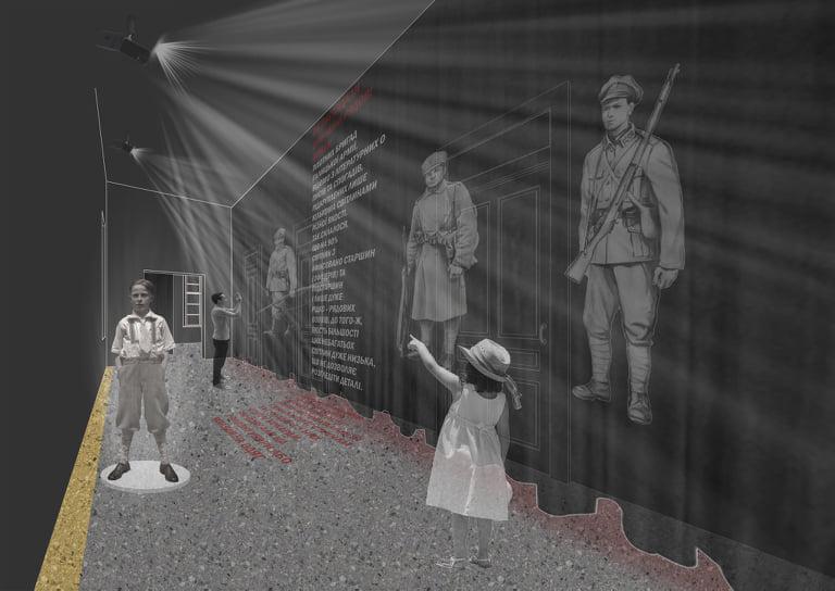 """Франківцям розповіли і показали, як може виглядати """"Музей зброї"""" в палаці Потоцьких (ФОТО)"""