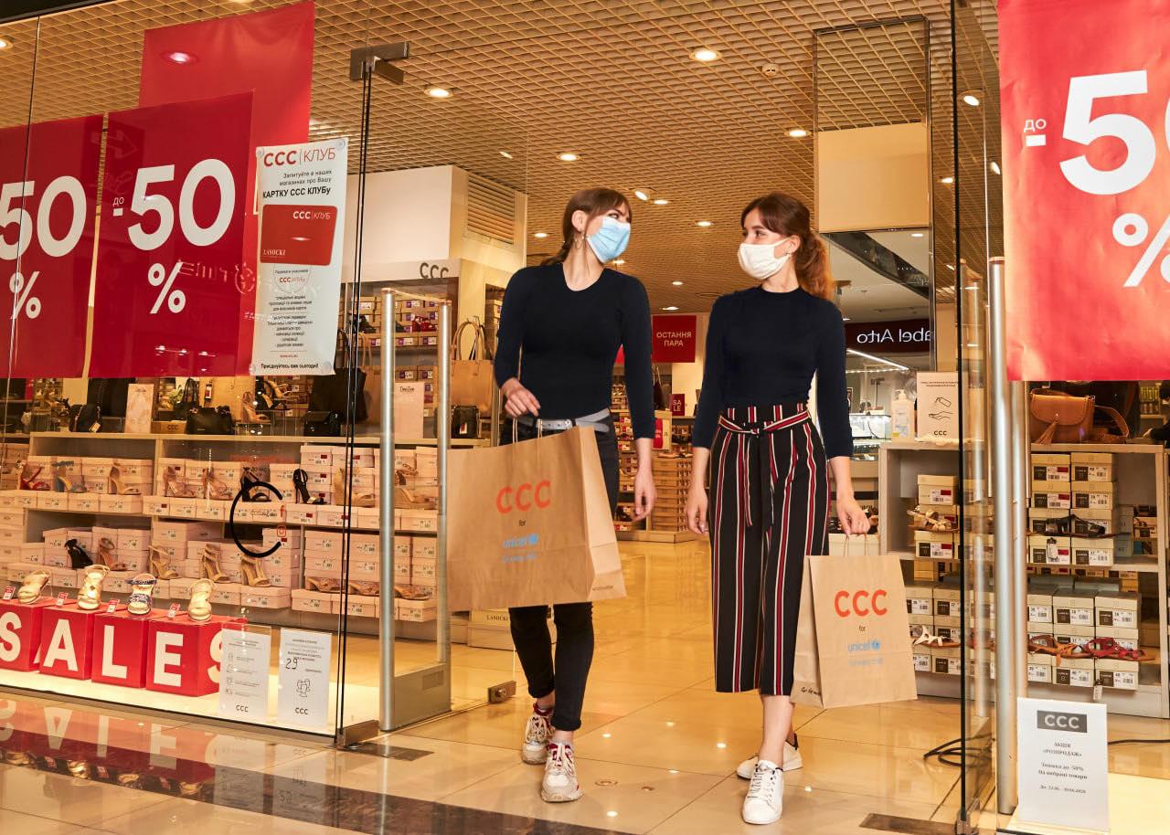 Чи безпечно в торгових центрах Івано-Франківська в період пандемії?