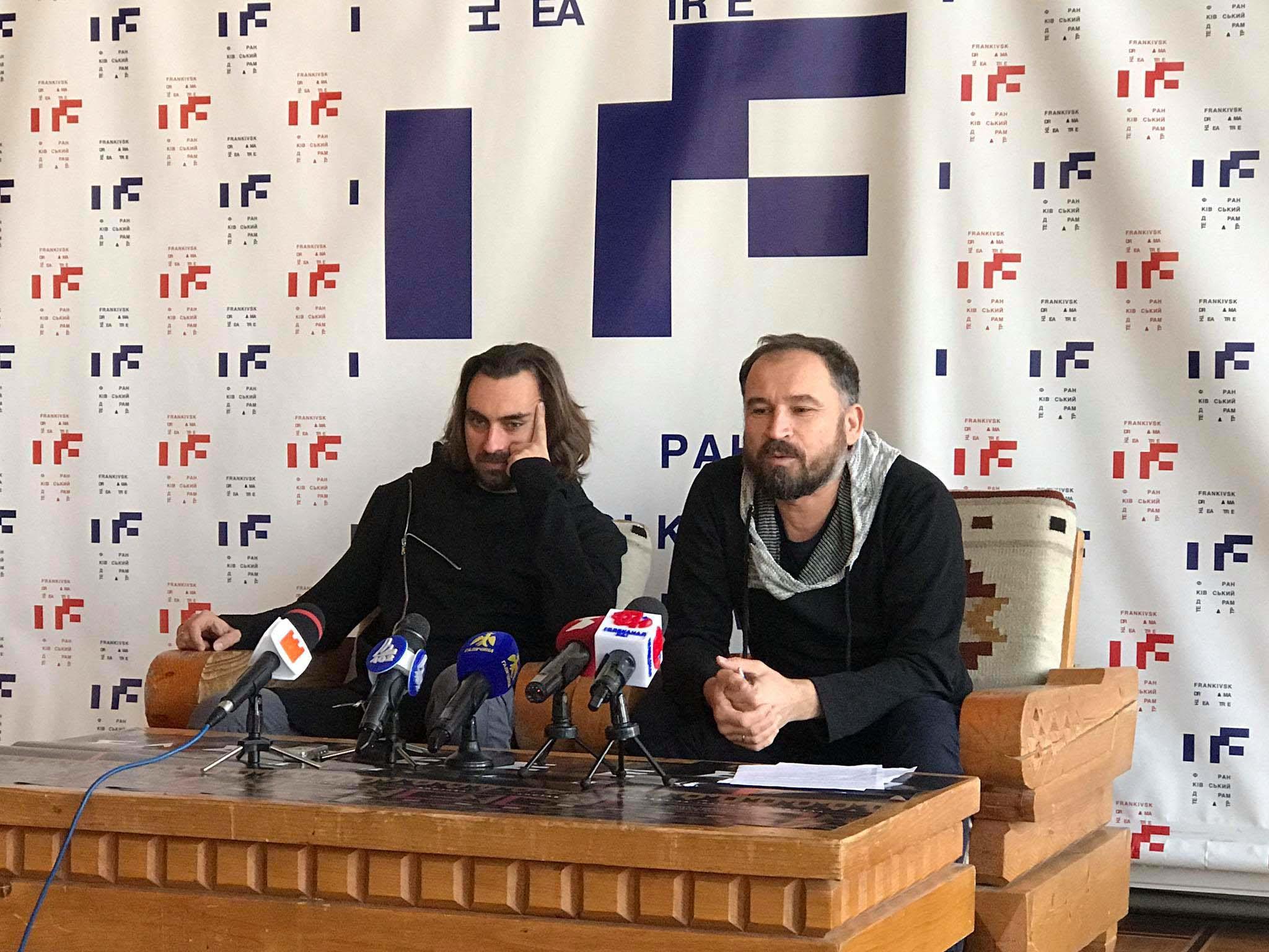 Естетика Давньої Греції: франківський драмтеатр кличе на прем'єру трагедії «Едіп» (ФОТО)