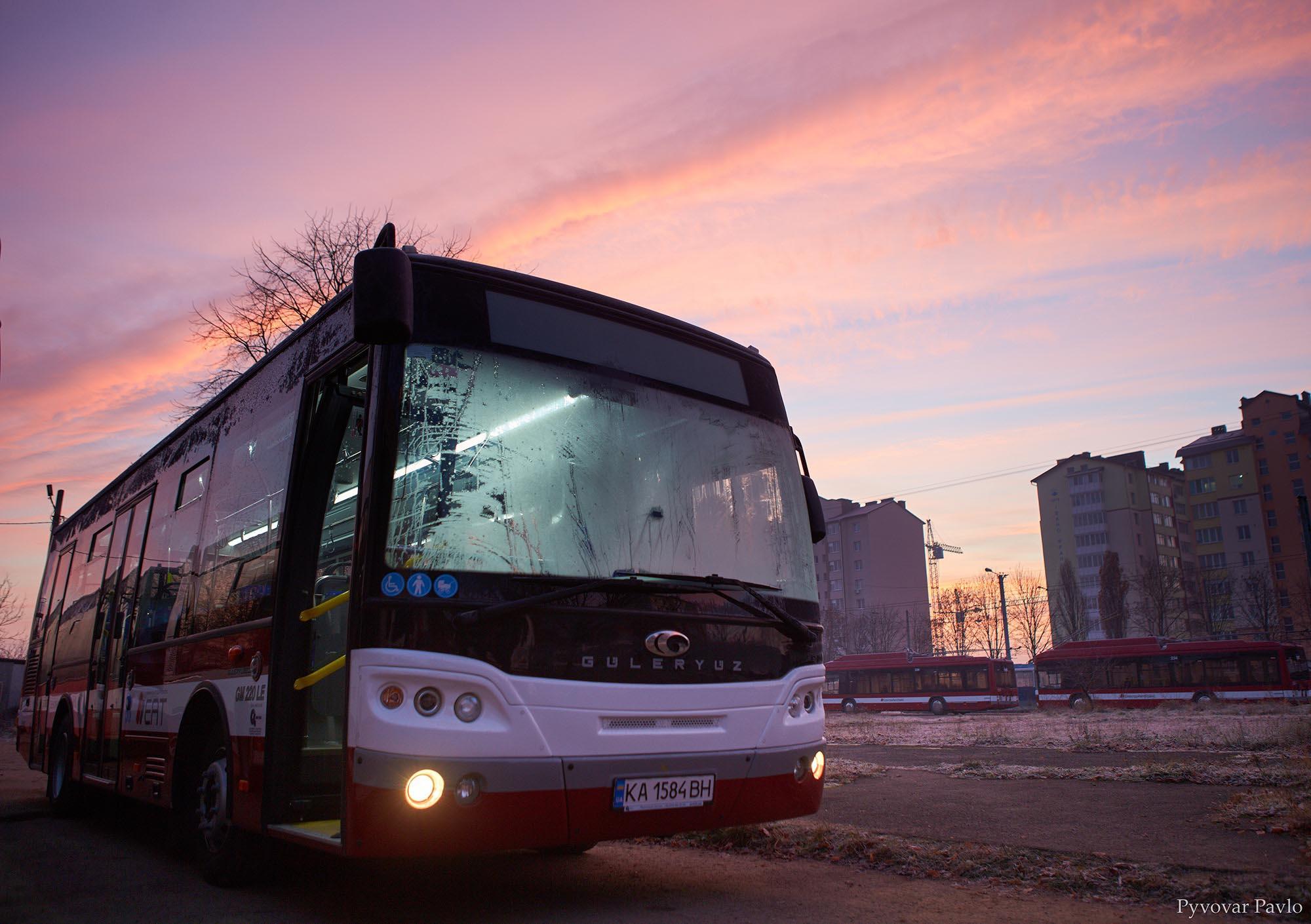 З Позитрона на Пасічну по Вовчинецькій поїде новий комунальний автобус (ФОТО)