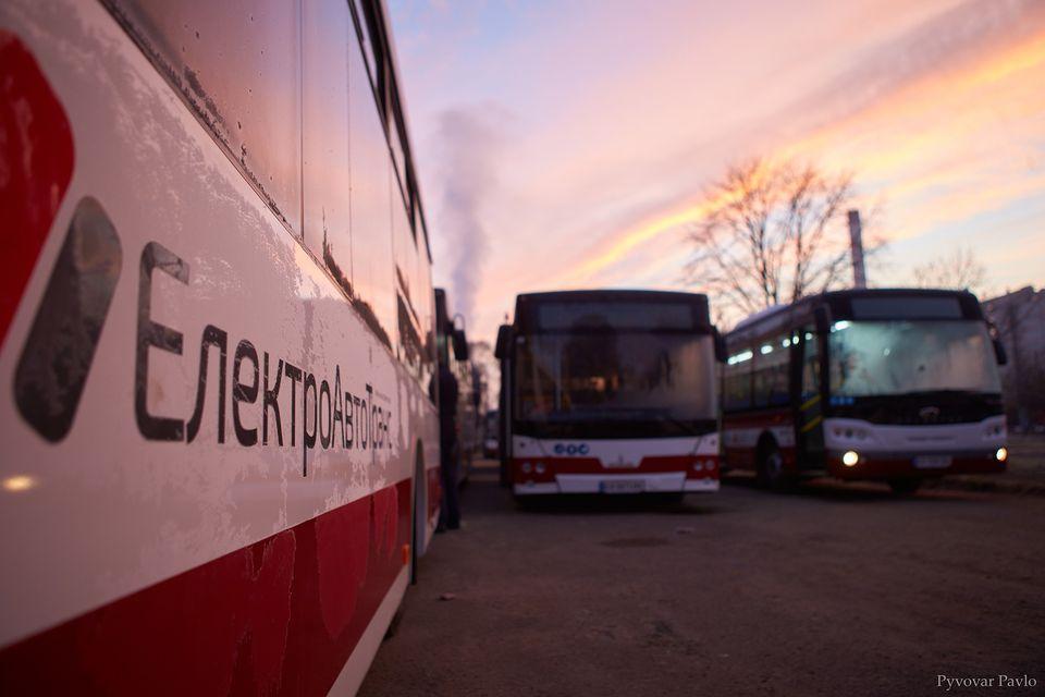 Стало відомо, по яких вулицях курсуватимуть автобуси на нових чотирьох маршрутах