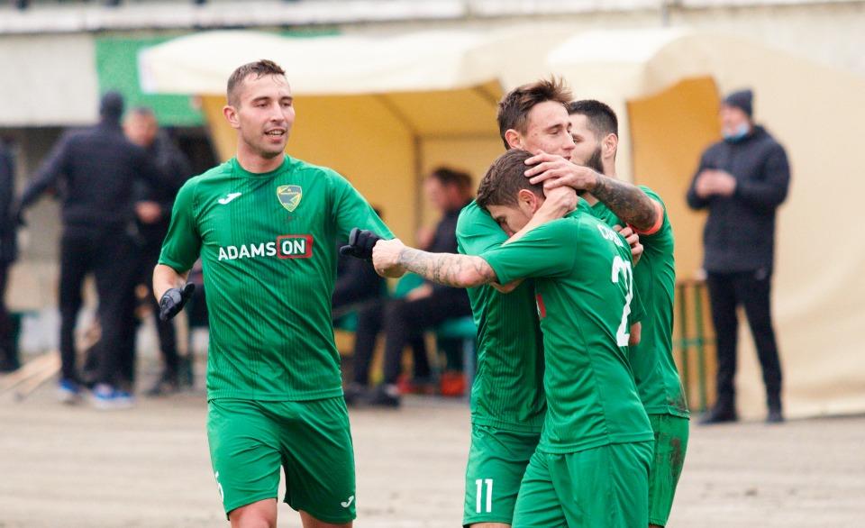 Іван Сондей і Сергій Мелінишин – у символічній збірній 13-го туру Першої ліги
