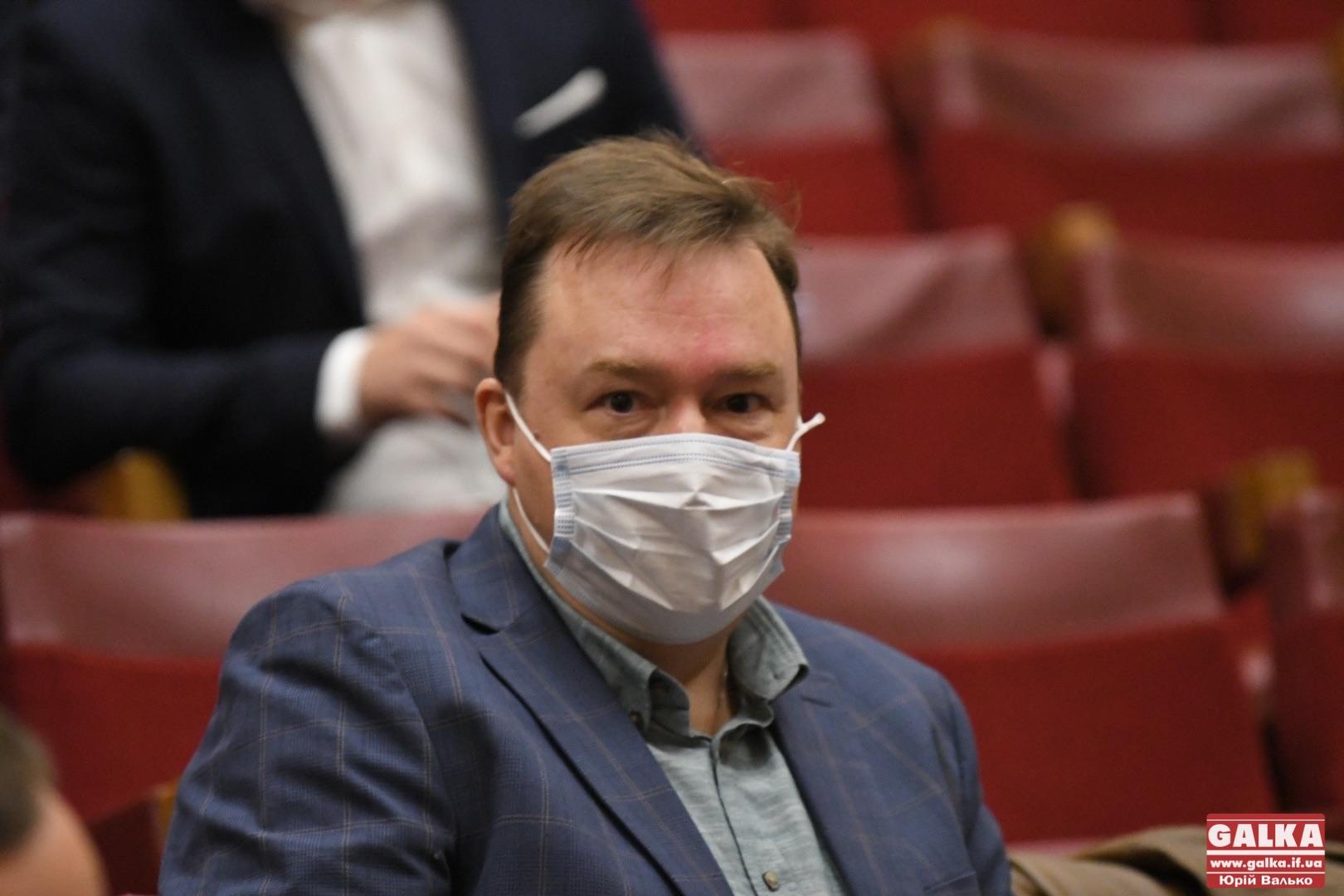 """Досить грати в комедії Зеленського, – голова фракції """"Європейської солідарності"""" про районну раду"""