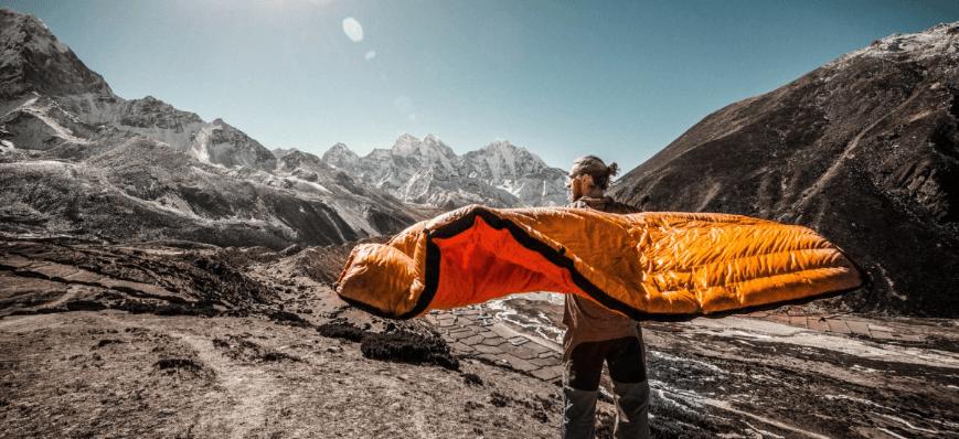 На вершині Евересту стане легше дихати через зміни клімату
