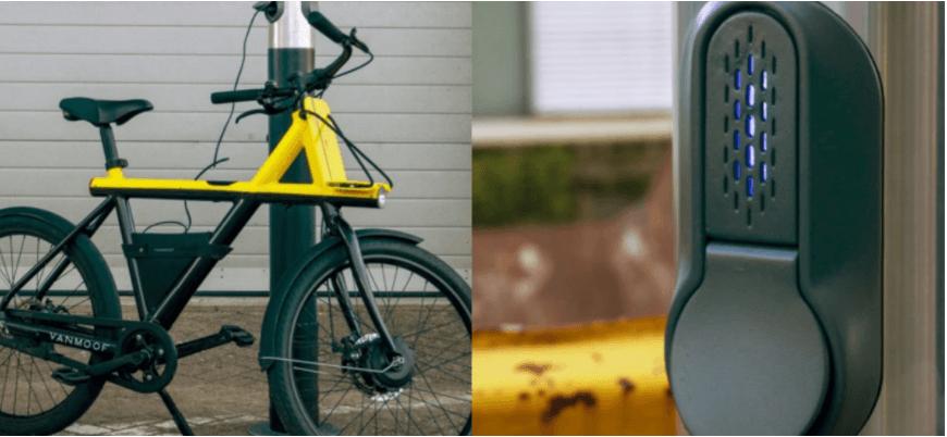 У Нідерландах вуличні попільнички перетворили на станції для зарядки електровелосипедів