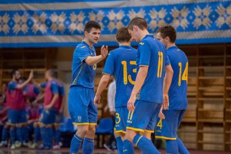 Чотирьох вихованців франківського футзалу викликали до збірної на матч проти Молдови
