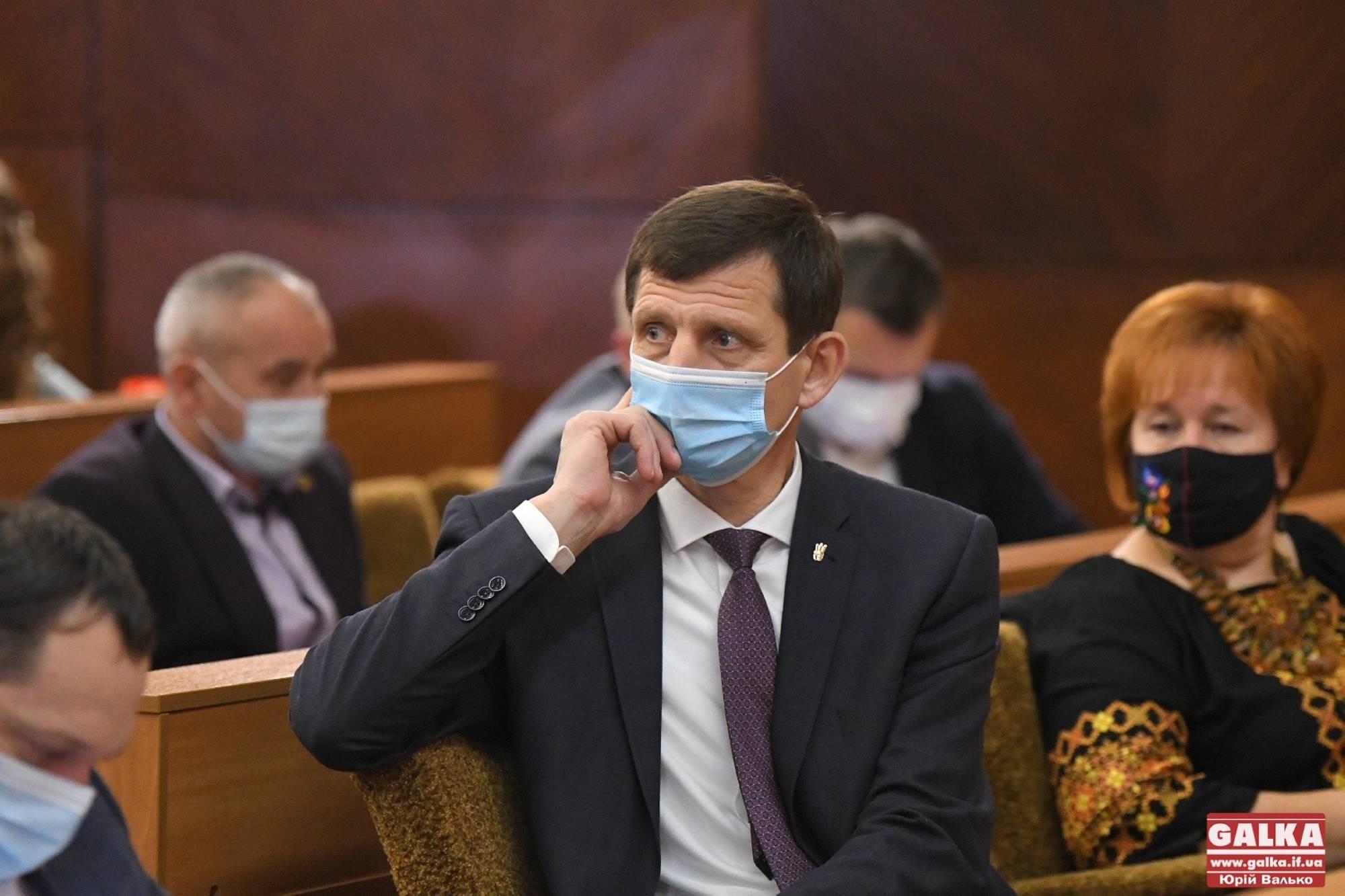Сич – єдиний кандидат на голову обласної ради нового скликання