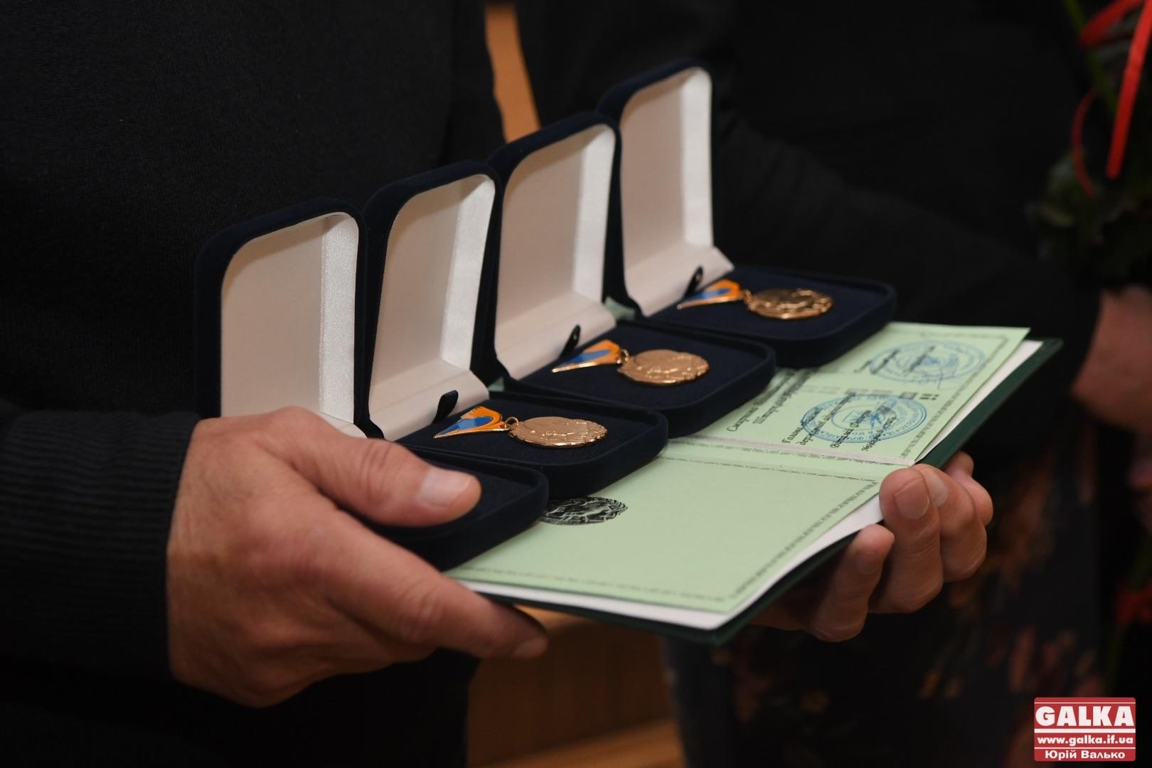 У Франківську вручили премію імені Володимира Полєка у галузі краєзнавства (ФОТО)