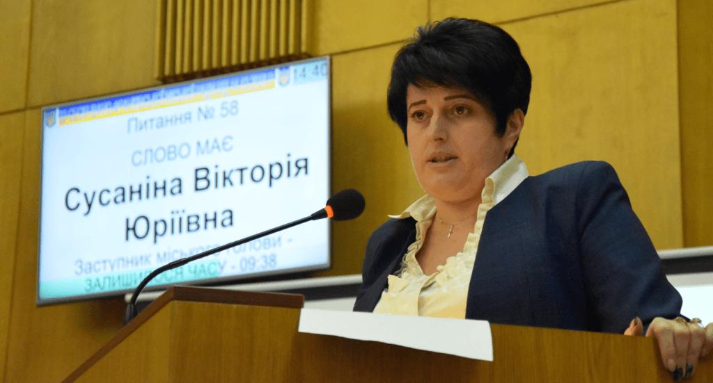 Через коронавірус казна Франківська втратила майже 200 мільйонів гривень, – Сусаніна
