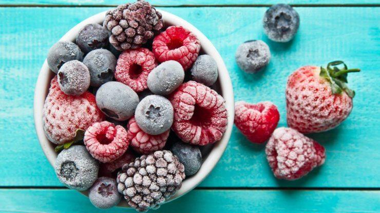 Галка рекомендує: кращі заморожені продукти для довголіття на кожен день