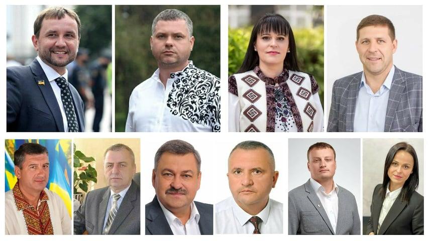 Відмовились від мандатів: хто замінив кандидатів, які виграли вибори до Івано-Франківської облради (список)