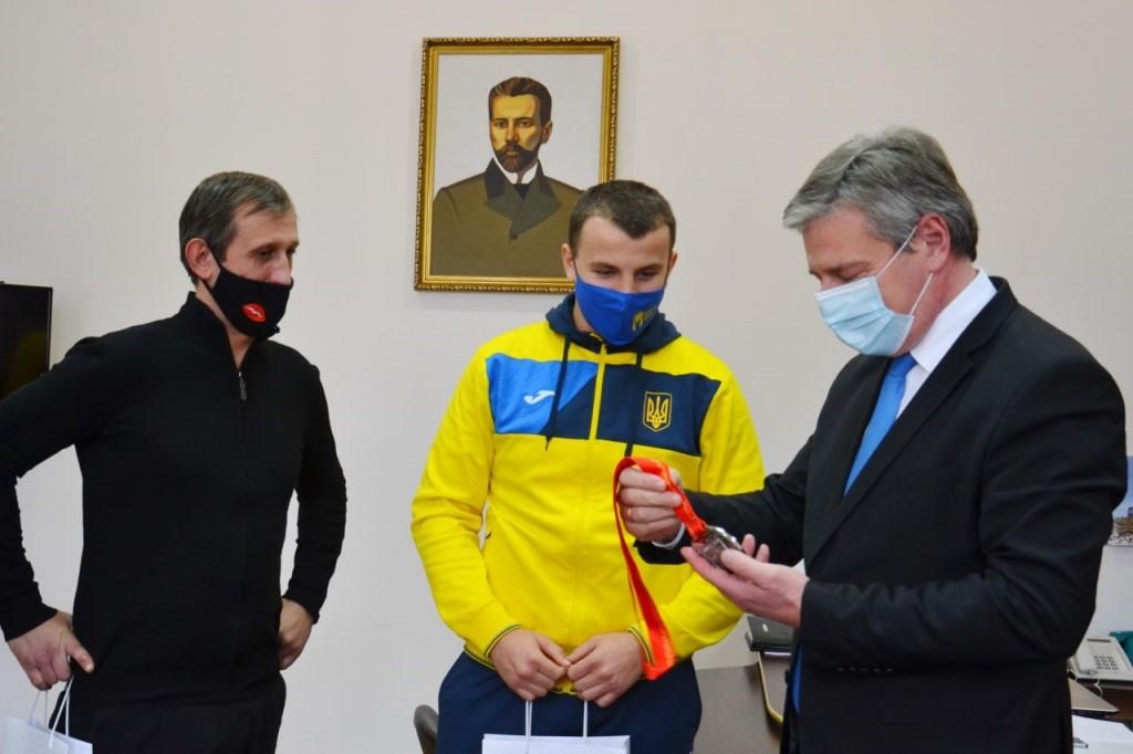 Франківський студент – срібний призер Чемпіонату Європи з боксу (ФОТО)