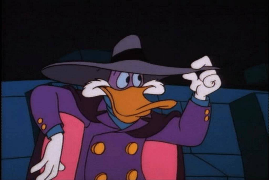 Disney+ планує перезапустити мультик «Темний плащ»