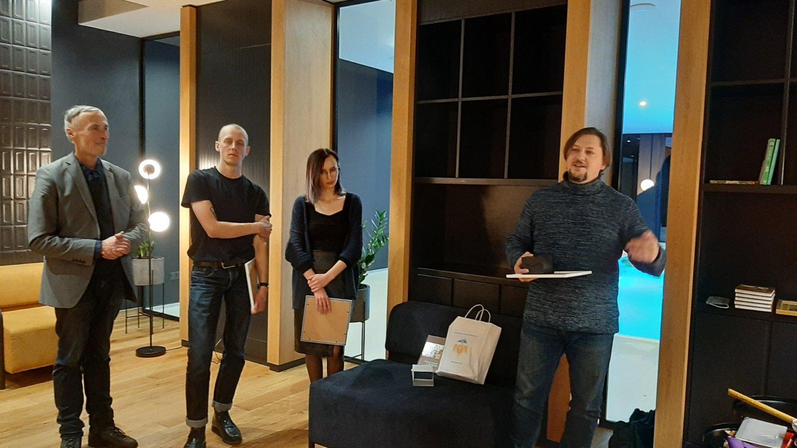 Трьох франківців відзначили нагородами Національної спілки архітекторів України