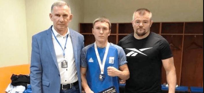 Студент франківського вишу переміг на міжнародному турнірі з боксу