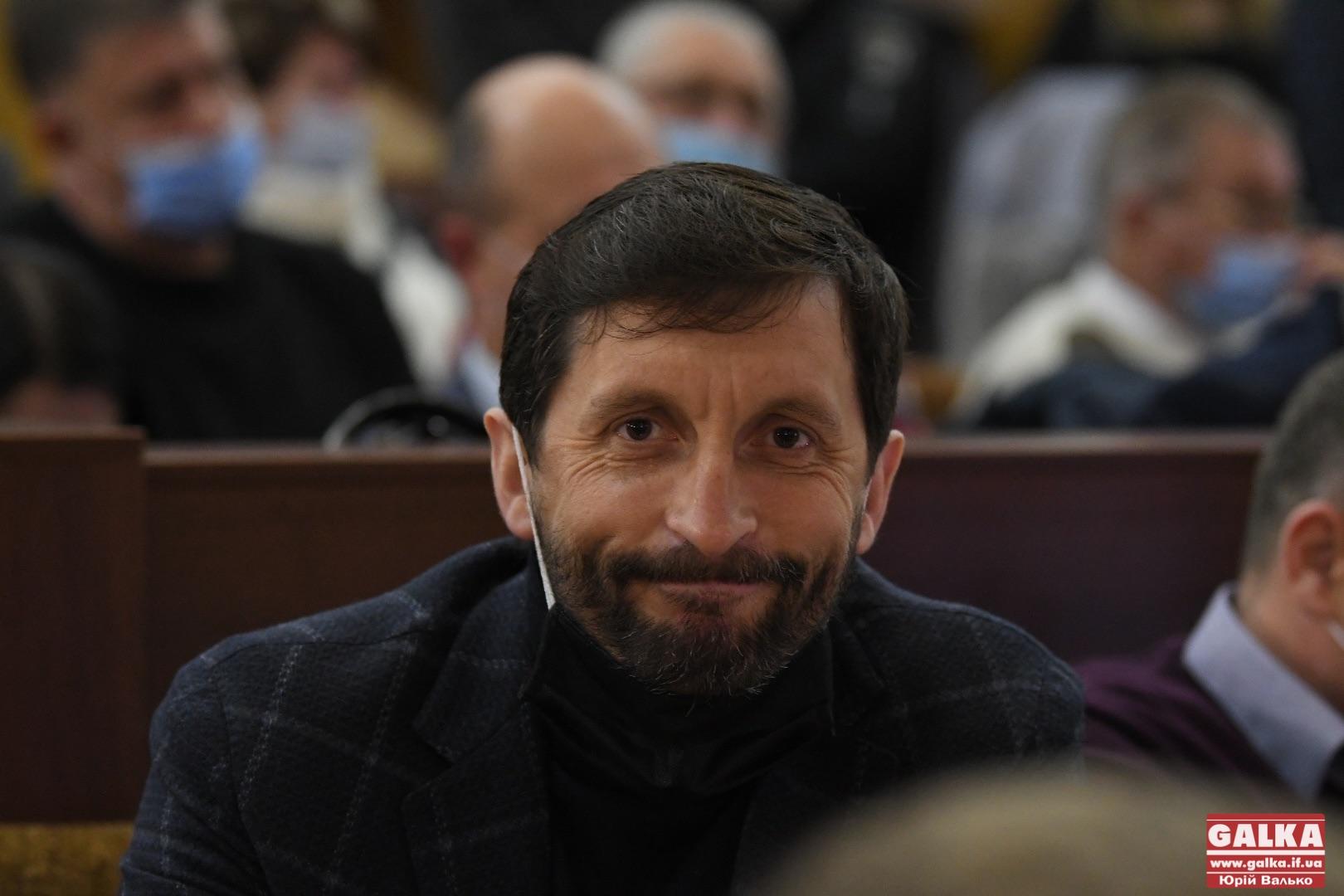 У Франківській міській раді – новий депутат (ФОТОФАКТ)