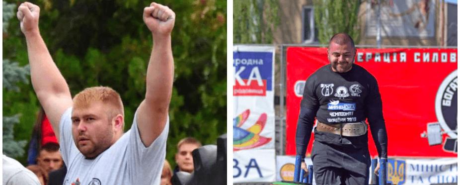 Двоє франківських богатирів увійшли до національної збірної України (ФОТО)