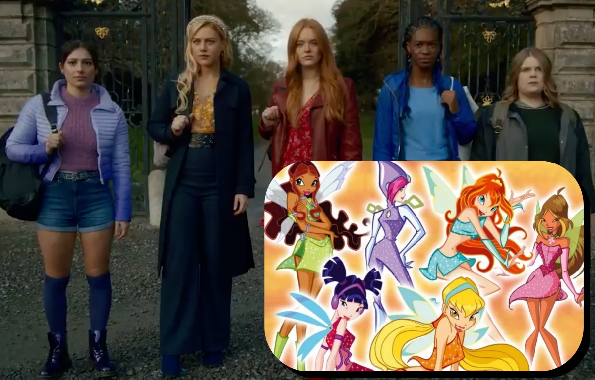 Феї вже не ті: Netflix перетворить мультик «Клуб Вінкс» на повноцінний серіал (ТРЕЙЛЕР)