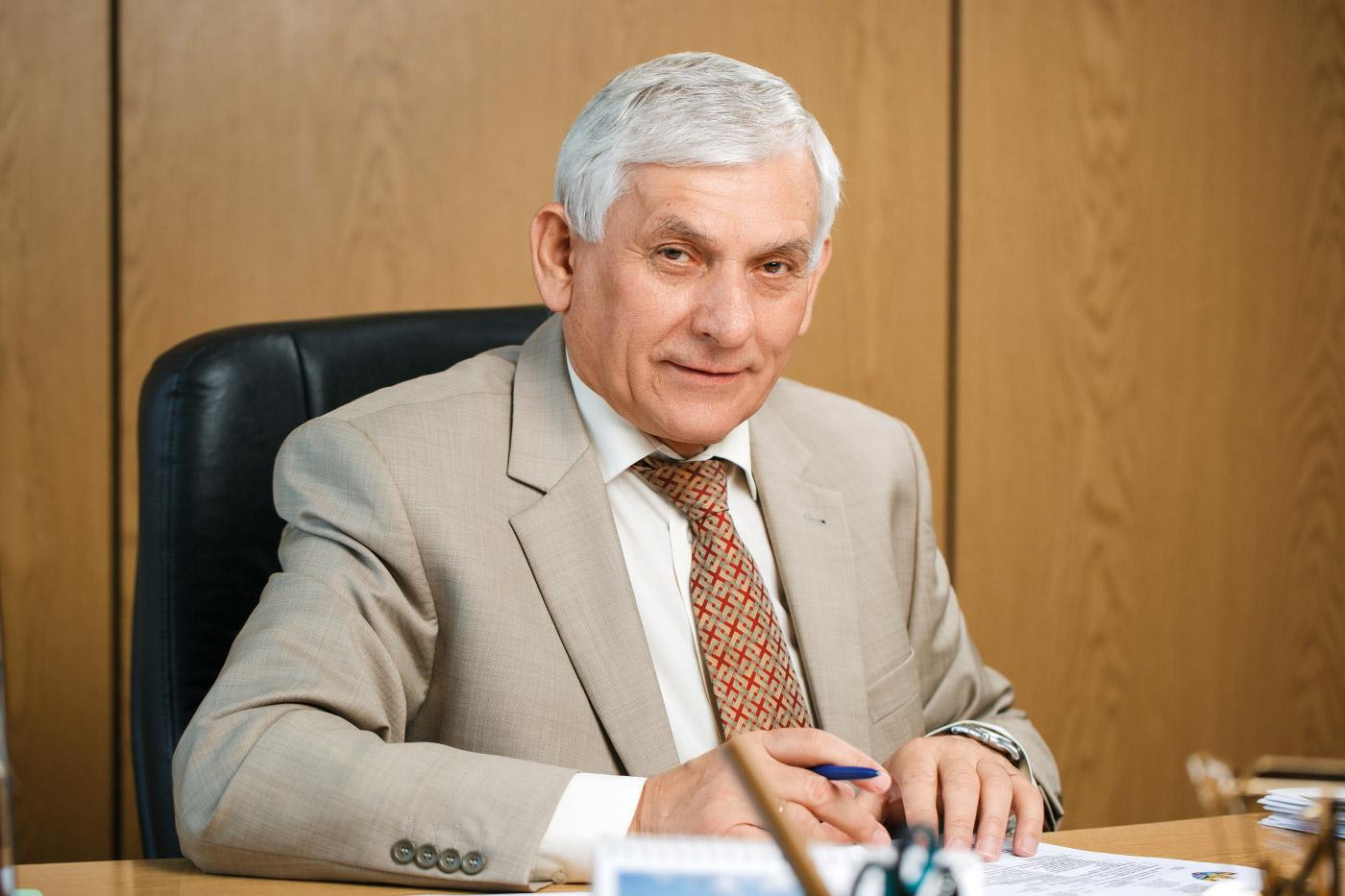 Ректор університету нафти і газу розповів про виклики дистанційного навчання для технічних спеціальностей (ВІДЕО)