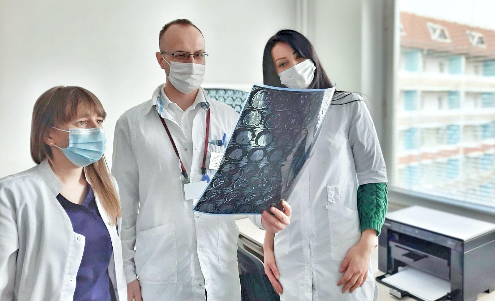 Франківські медики розповіли, якCOVID-19 впливає на нервову систему