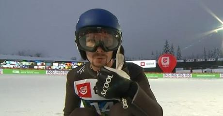 Прикарпатець встановив рекорд України і вийшов у фінал Чемпіонату світу з польотів на лижах (ВІДЕО)