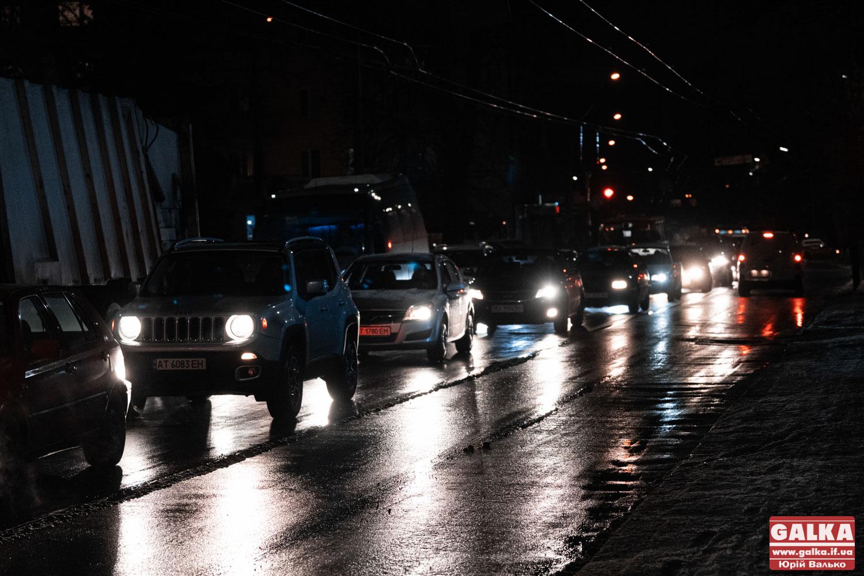 У поліції назвали основні причини ДТП в Івано-Франківську