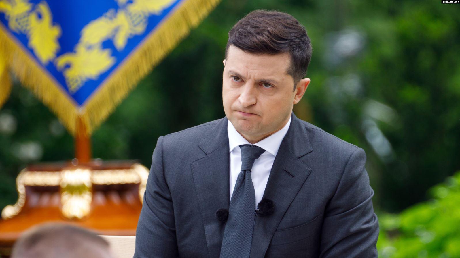 Зеленський провів якусь нараду в Івано-Франківську