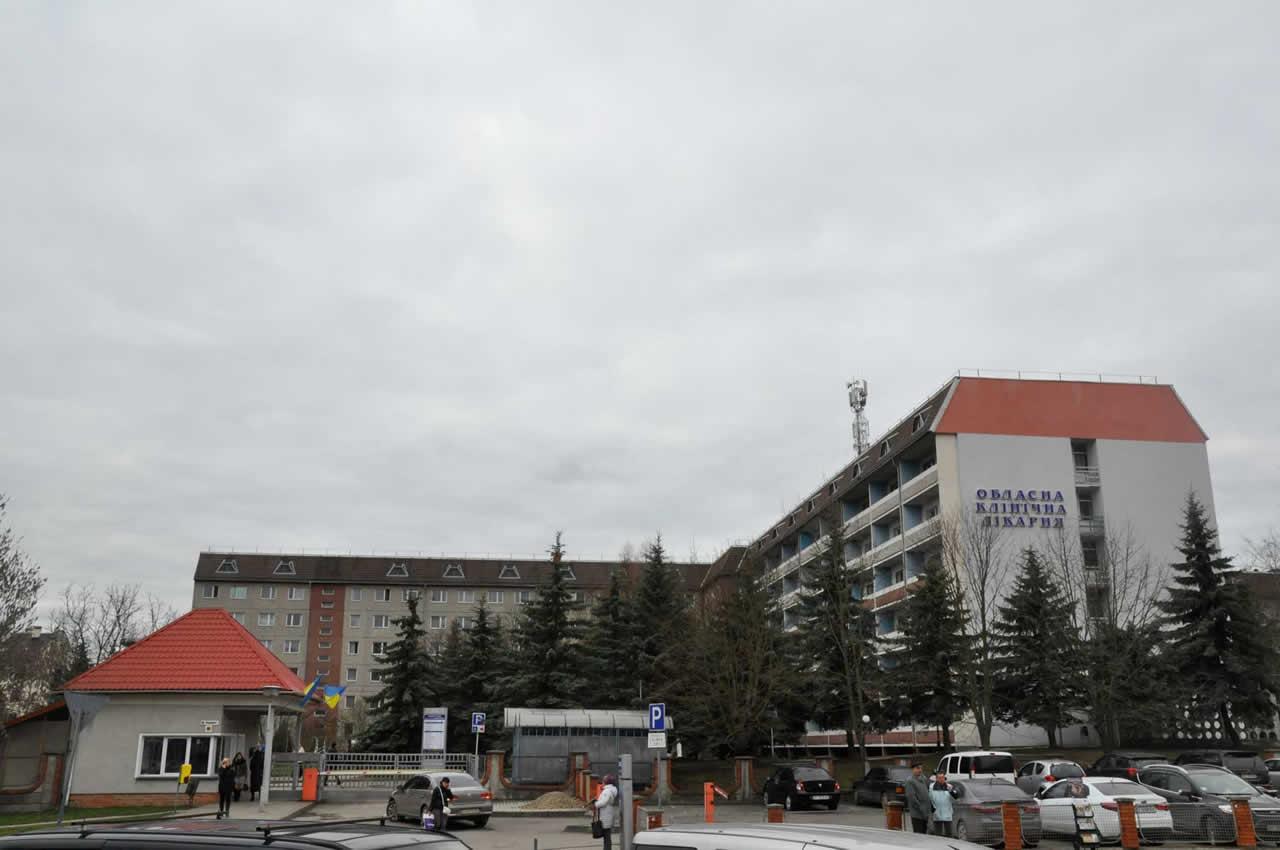 Обласна лікарня отримала новийаналізатор електролітів