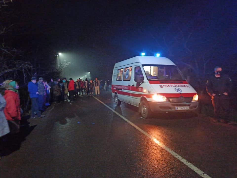 Збив і залишив помирати: у новорічну ніч на Прикарпатті водій смертельно травмував підлітка та втік (ФОТО)
