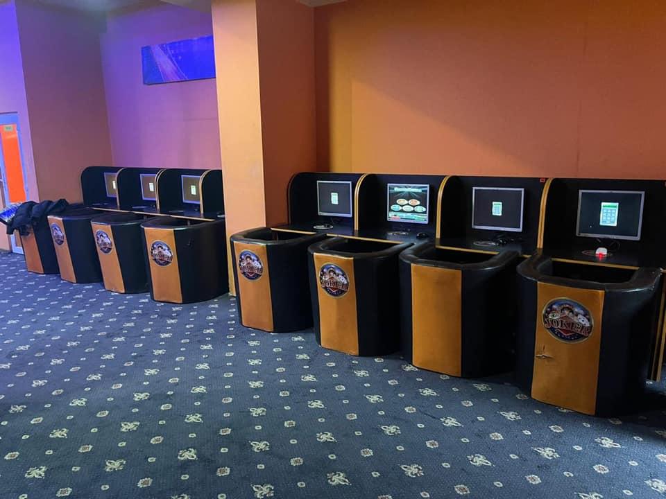 На Прикарпатті виявили три незаконні гральні заклади (ФОТО)
