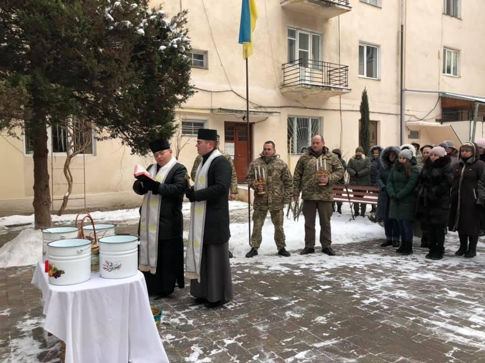 Івано-Франківські пенітенціарії відзначили свято Богоявлення (ФОТО)