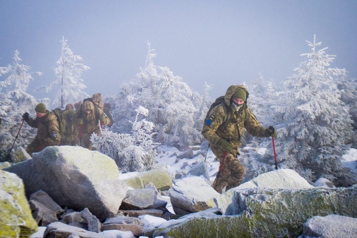 Збройні Сили України розпочали пілотний Курс гірської підготовки