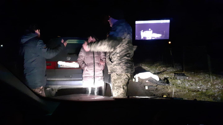 На дорозі між Франківськом і Яремче загинув пішохід: вийшов на дорогу у забороненому місці (ФОТОФАКТ)