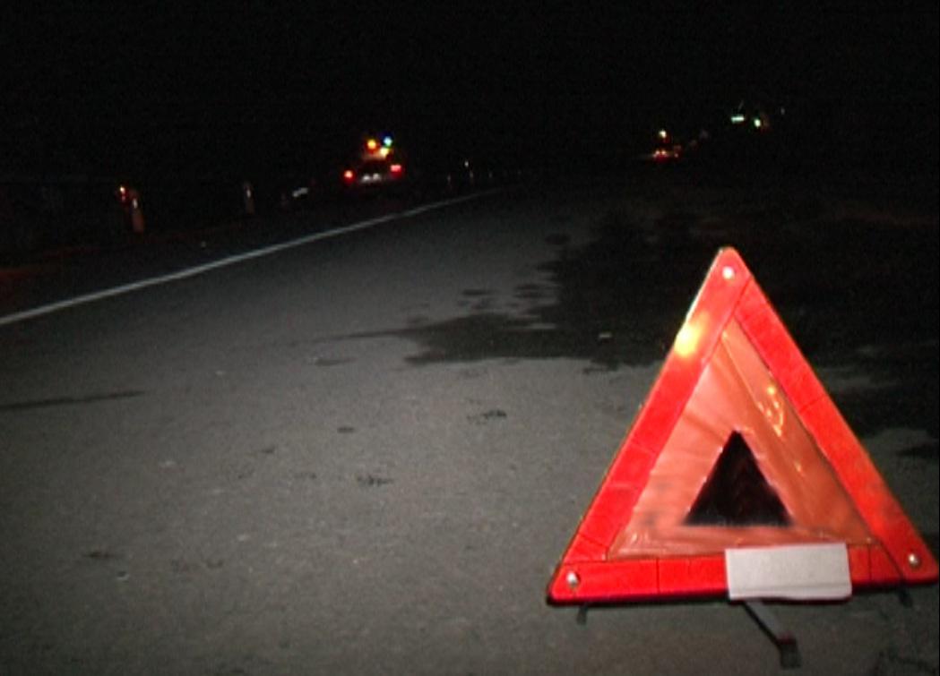 На Прикарпатті 19 річний водій зіткнувся з потягом