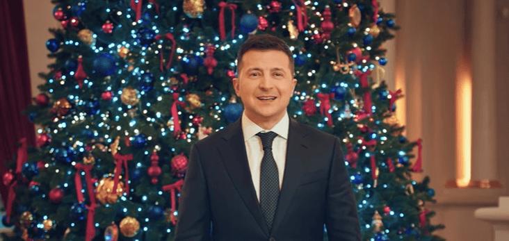 Зеленський відзвітував прикарпатцям, що його голова 1 січня не боліла (ВІДЕО)