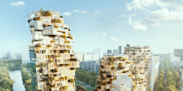 Топ-12 архітектурних проєктів, що відкриють у 2021 році – Dezeen