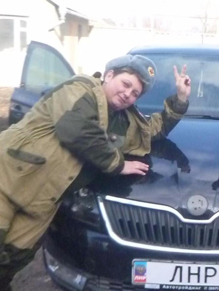 Прикарпатські контррозвідники СБУ викрили коригувальницю терористів з Луганська (ФОТО)