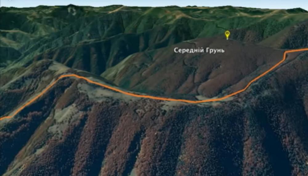 Для маршрутів пішохідного туризму в Карпатах створять 3D-анімації