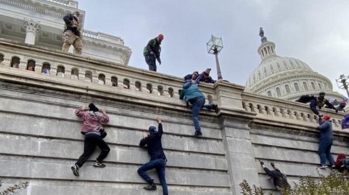 Протести уВашингтоні: при спробі штурму Капітолію загинули чотири людини