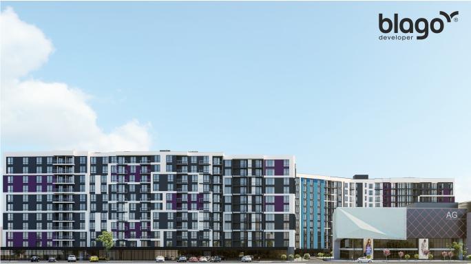 В Івано-Франківську будується сучасний житловий комплекс, спроектований під кожен тип сім'ї – Family Plaza