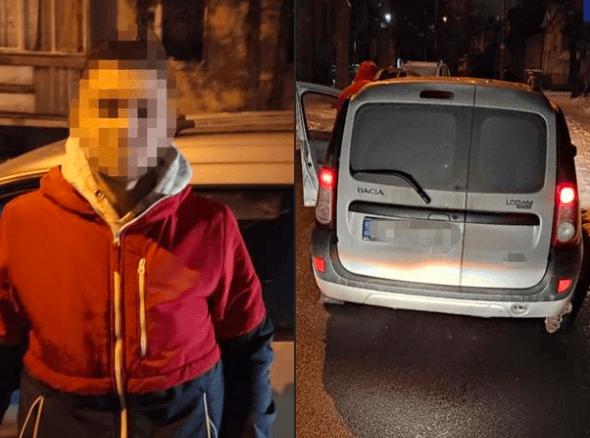 У Франківську спіймали 21-річного водія з підробним посвідченням (ФОТО)