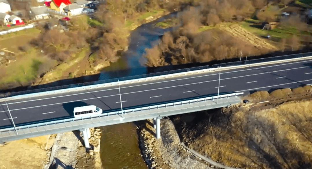 14-літня історія будівництва мосту в Боднарові завершилася (ВІДЕО)