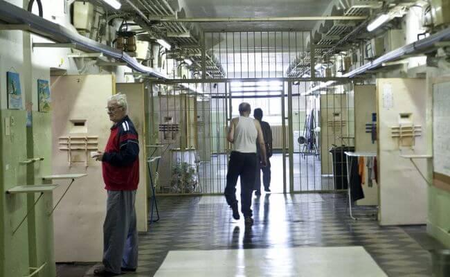 В Чехії злодій обікрав в'язницю, в якій сидів