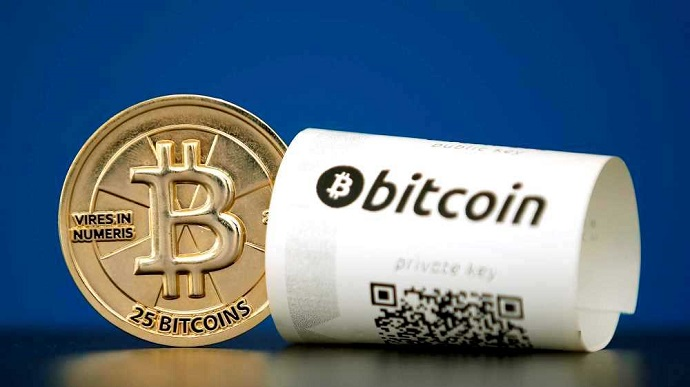 Ціна криптовалюти Bitcoin вкотре оновила історичний максимум
