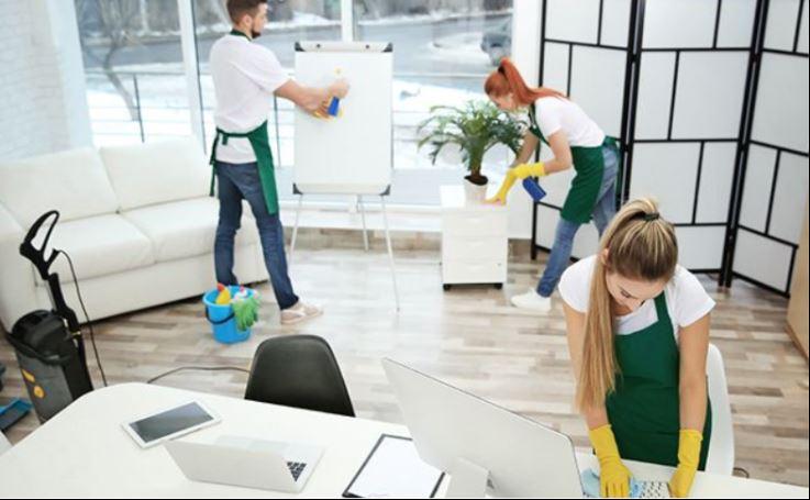 Як правильно організувати генеральне прибирання в офісі?